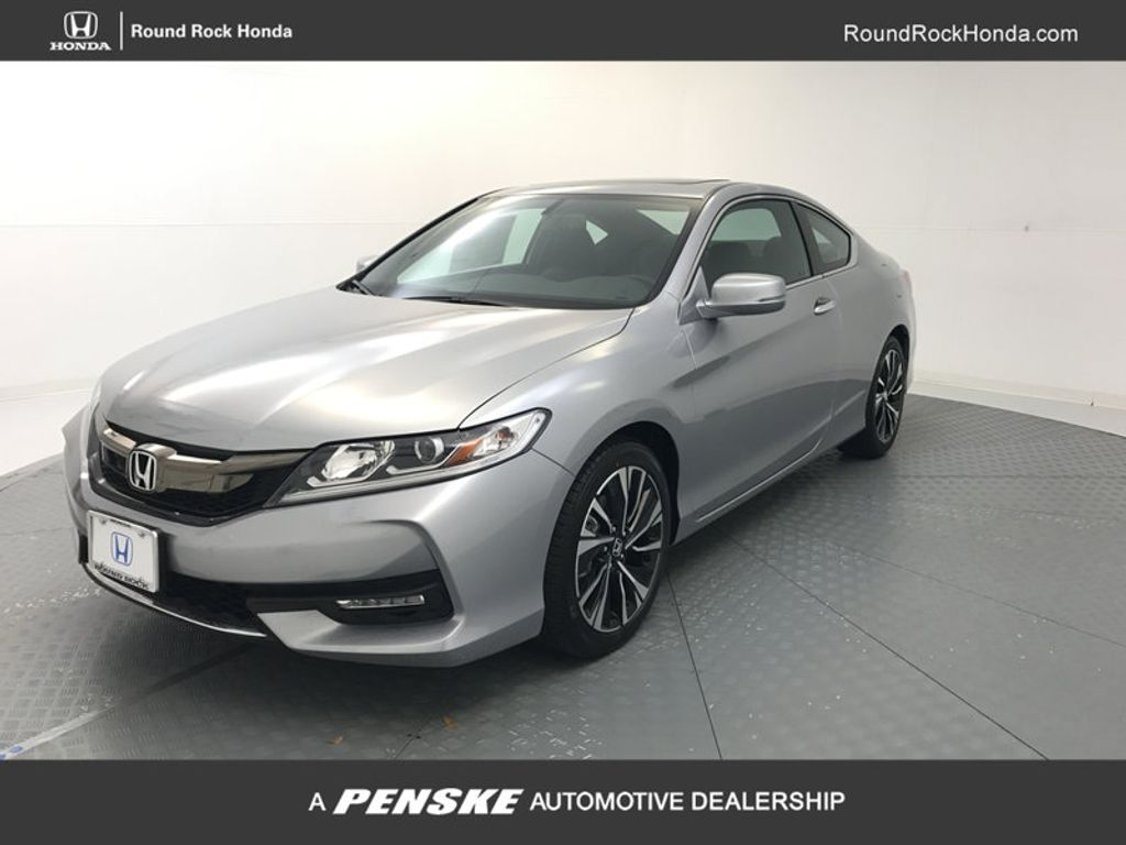2017 Honda Accord Coupe EX-L V6 Automatic - 16708937 - 0
