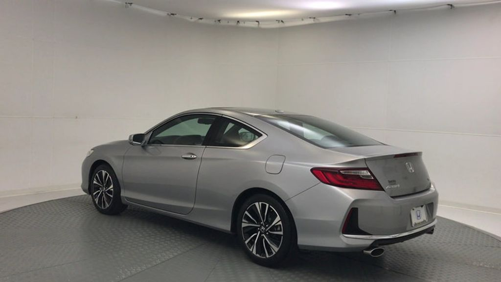 2017 Honda Accord Coupe EX-L V6 Automatic - 16708937 - 5
