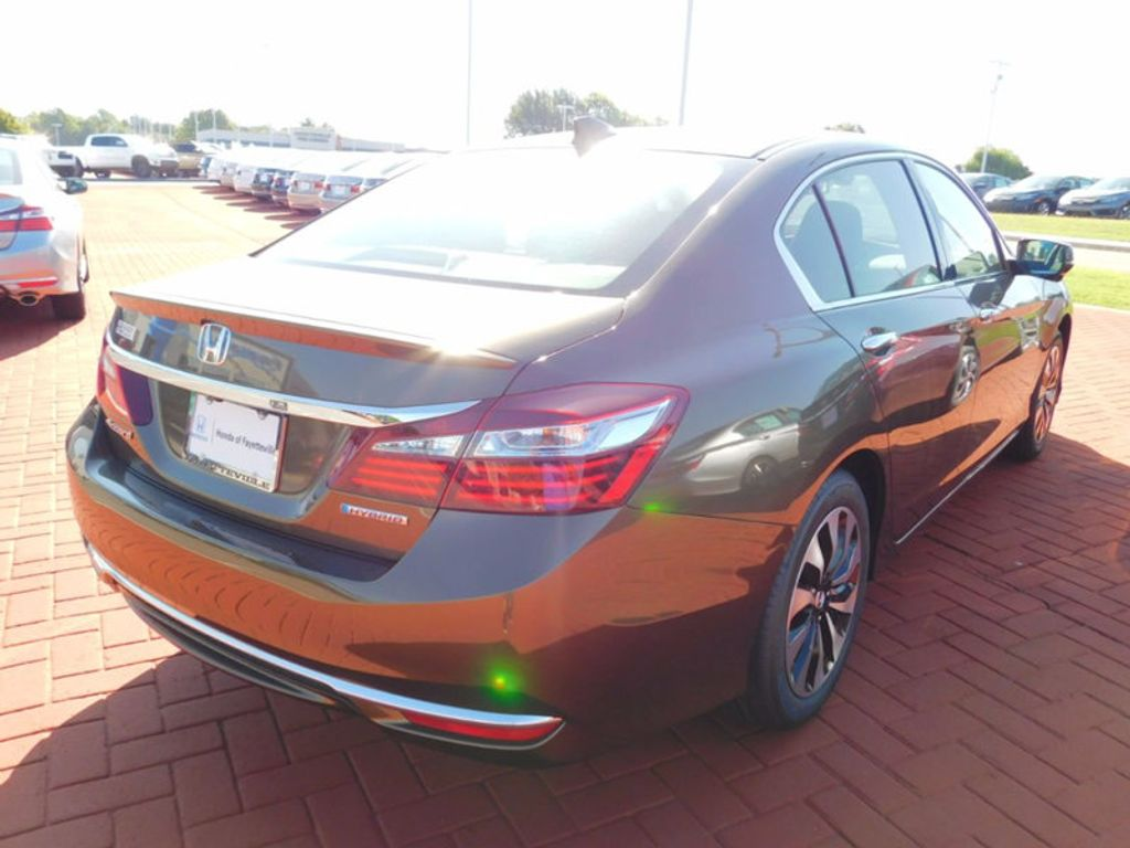 2017 Honda Accord Hybrid EX-L Sedan - 16605744 - 2