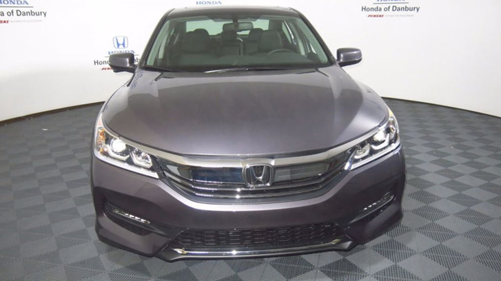 2017 Honda Accord Sedan EX-L V6 Automatic - 16817366 - 1