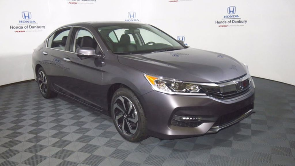 2017 Honda Accord Sedan EX-L V6 Automatic - 16817366 - 2