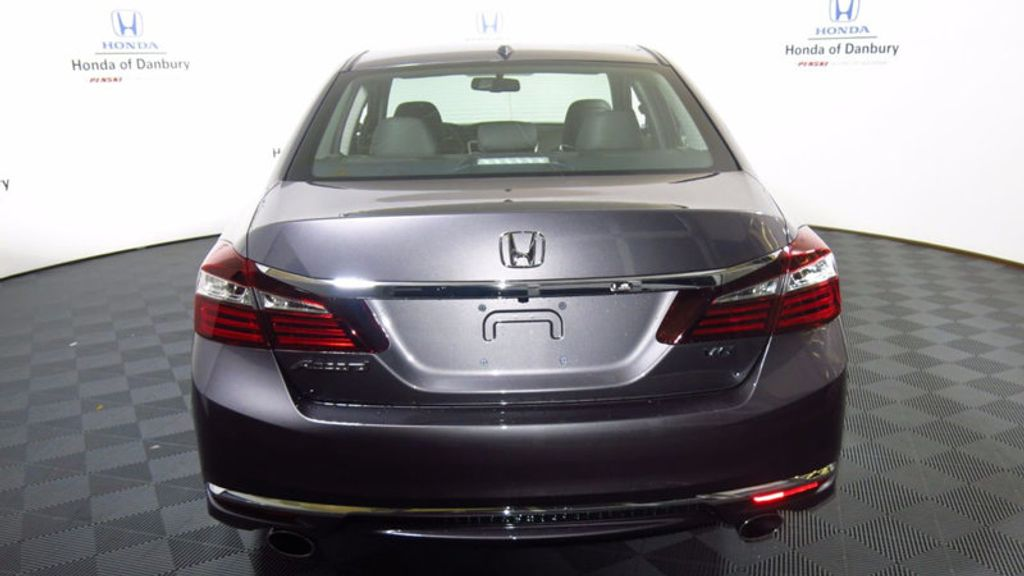 2017 Honda Accord Sedan EX-L V6 Automatic - 16817366 - 5
