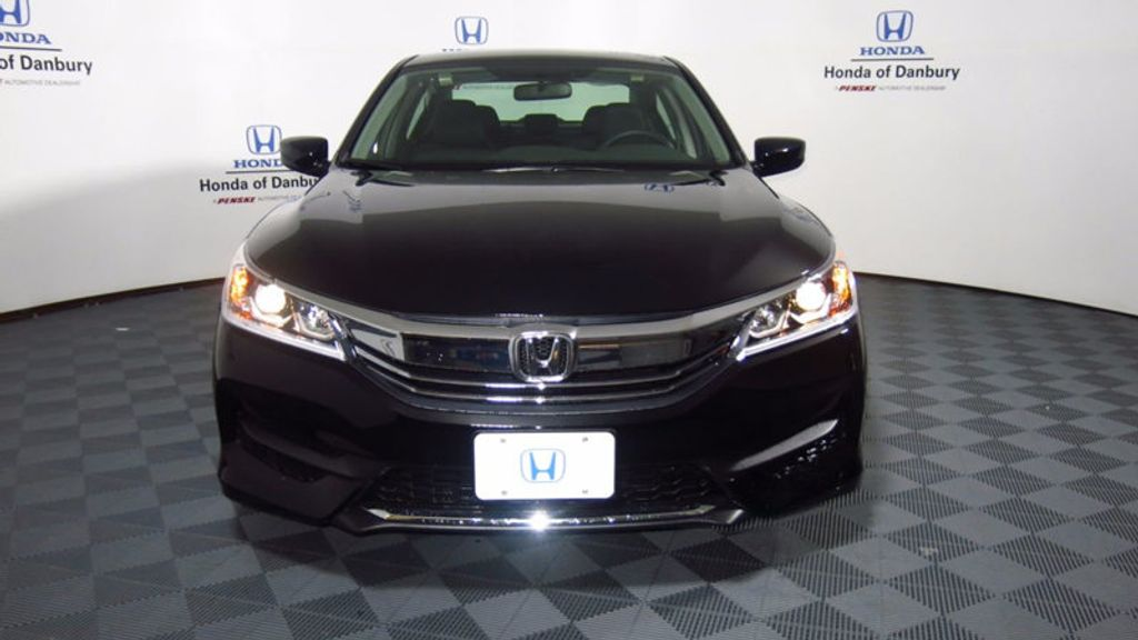 2017 Honda Accord Sedan LX CVT - 16823207 - 1