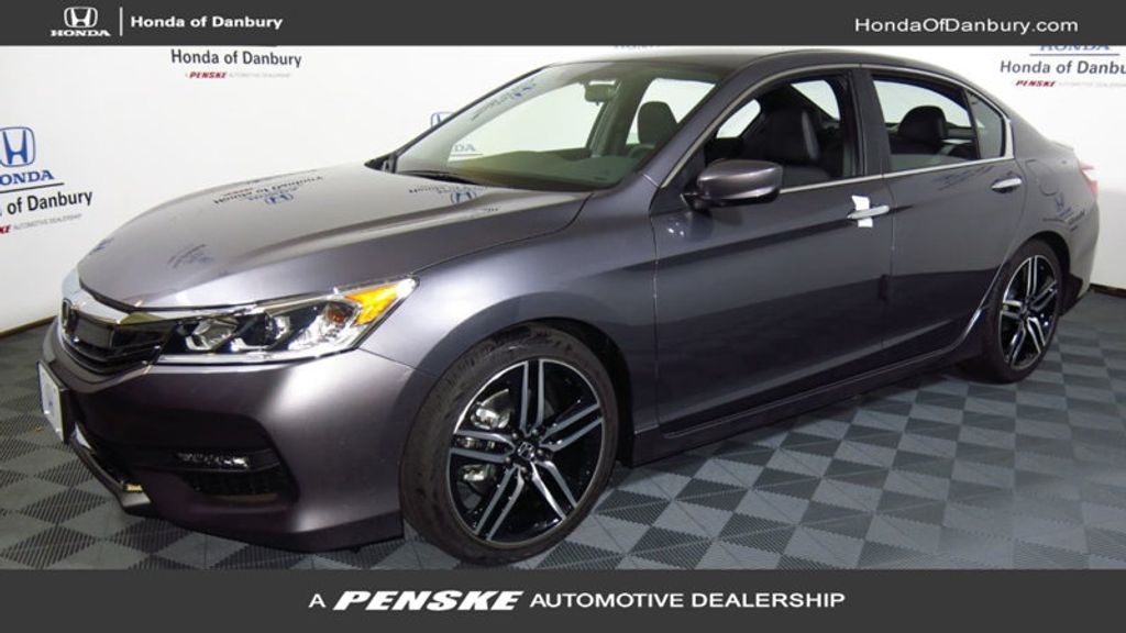 2017 Honda Accord Sedan Sport CVT - 16644469 - 0