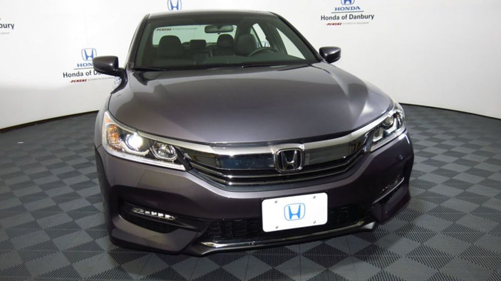 2017 Honda Accord Sedan Sport CVT - 16644469 - 1