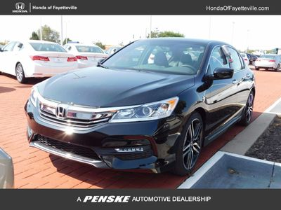 2017 Honda Accord Sedan Sport SE CVT - Click to see full-size photo viewer