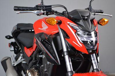 New 2017 Honda CB500F ABS