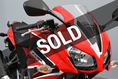 New 2017 Honda CBR300R ABS