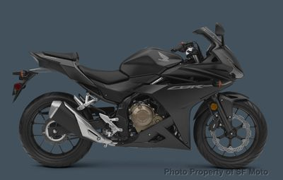 2017 Honda CBR500R  - Click to see full-size photo viewer