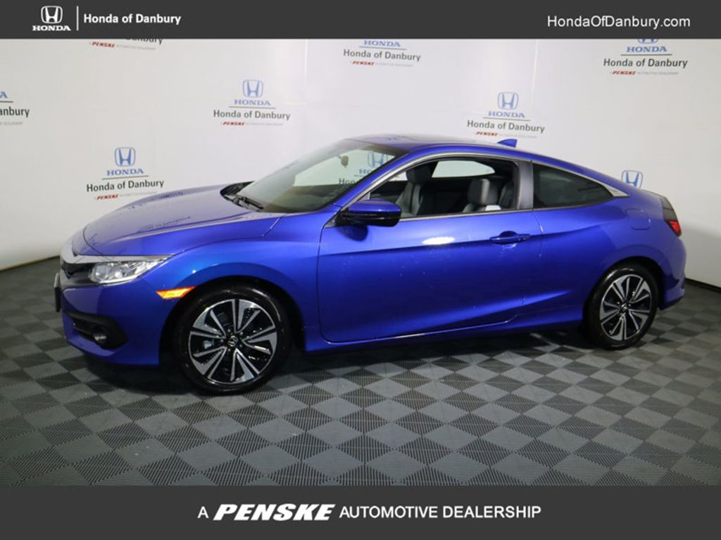 2017 honda civic coupe ex t cvt coupe for sale in danbury ct 23 275 on. Black Bedroom Furniture Sets. Home Design Ideas