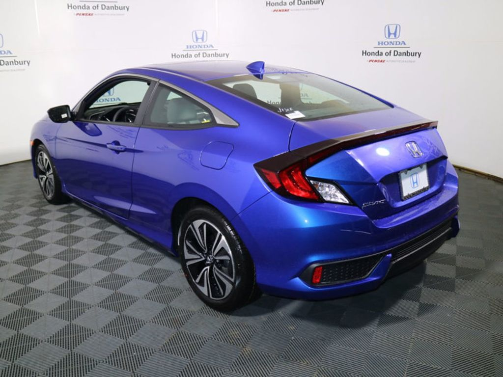 2017 honda civic coupe ex t cvt coupe for sale in danbury. Black Bedroom Furniture Sets. Home Design Ideas