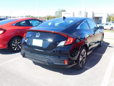 2017 Honda Civic Coupe EX-T CVT - Click to see full-size photo viewer