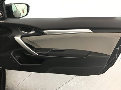 2017 Honda Civic Coupe EX-T CVT Coupe - Click to see full-size photo viewer
