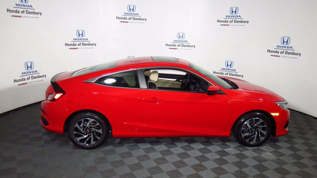 2017 Honda Civic Coupe LX-P CVT - 16927053 - 2