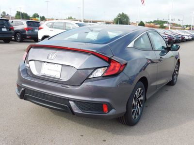 2017 Honda Civic Coupe LX-P CVT - Click to see full-size photo viewer