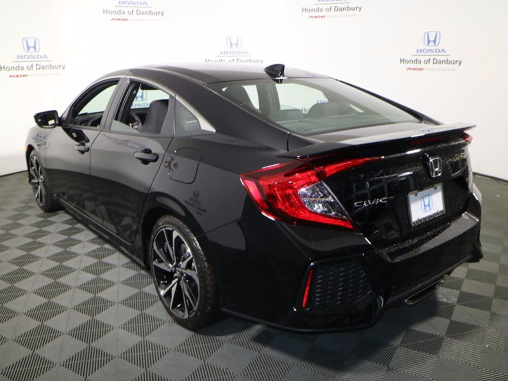 2017 Honda Civic Coupe Si Manual - 16727553 - 4