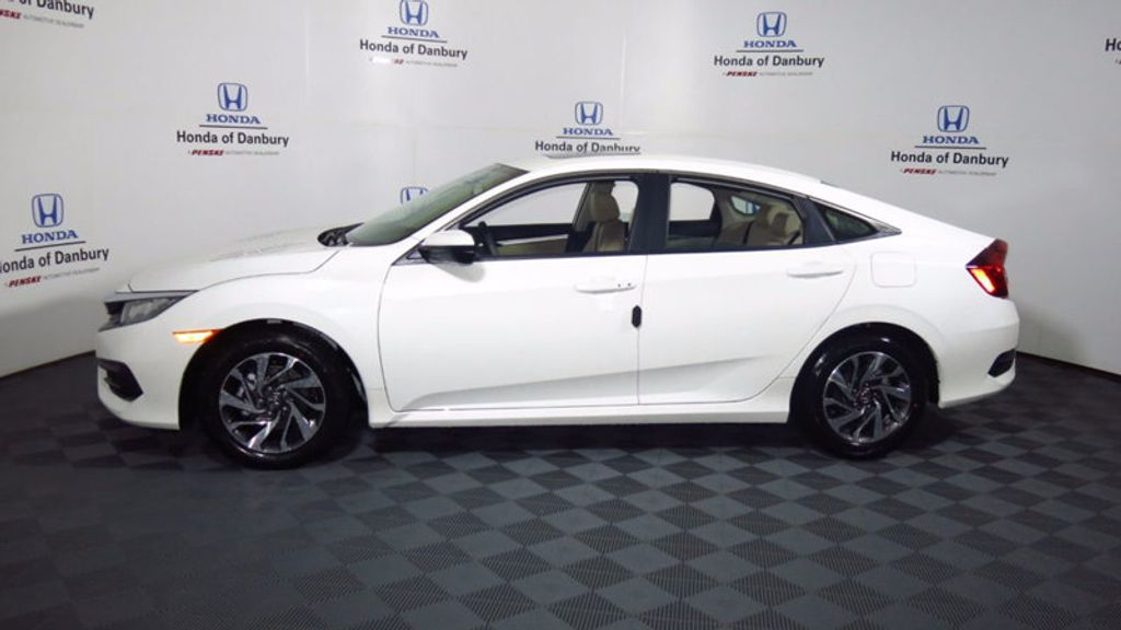 2017 Honda Civic Sedan EX CVT - 16319961 - 12