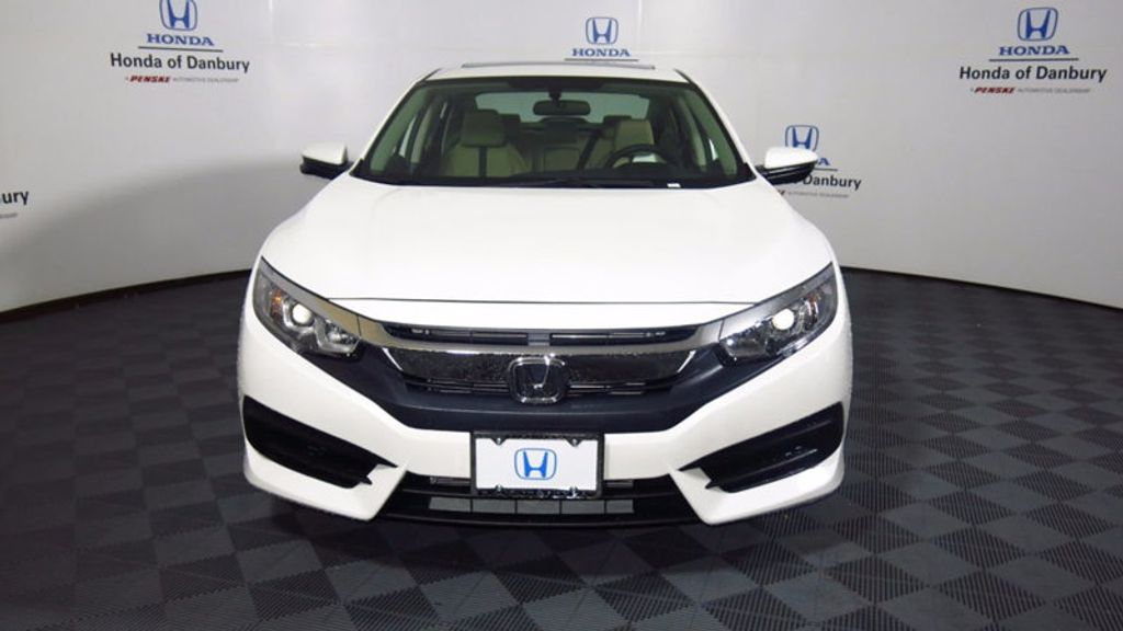 2017 Honda Civic Sedan EX CVT - 16319961 - 1