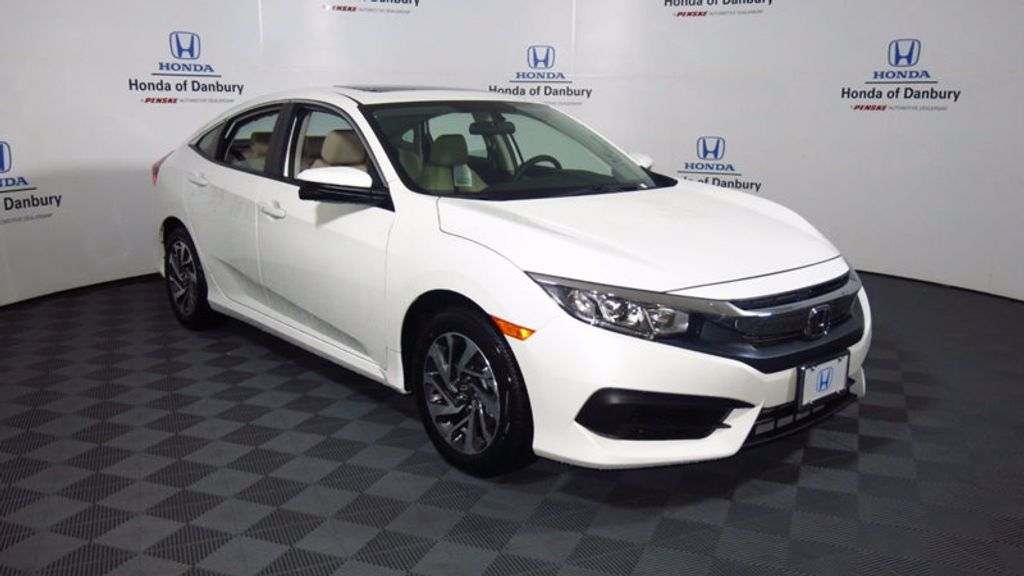 2017 Honda Civic Sedan EX CVT - 16319961 - 4