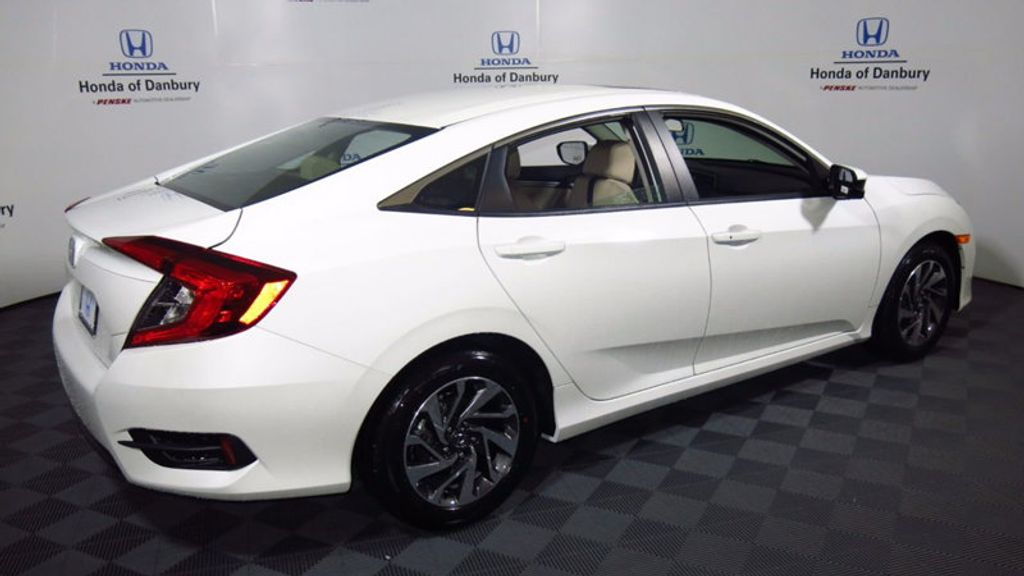 2017 Honda Civic Sedan EX CVT - 16319961 - 6