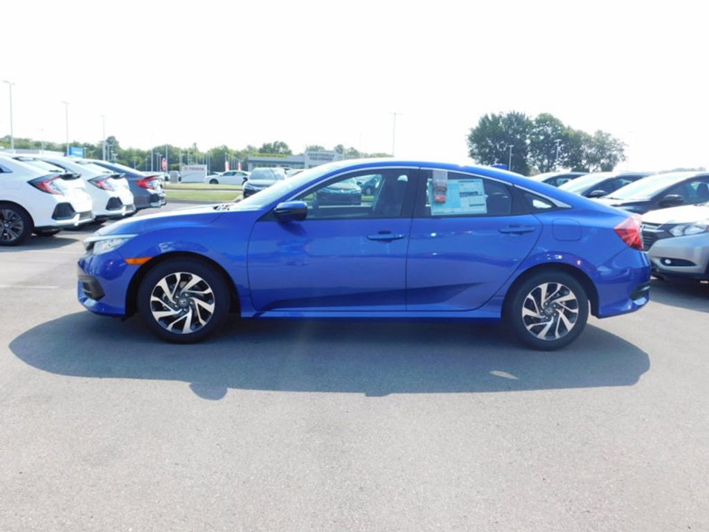 2017 Honda Civic Sedan EX CVT - 16563944 - 1
