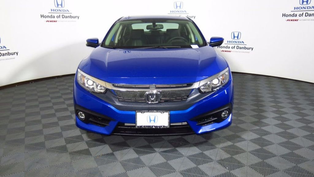 2017 Honda Civic Sedan EX-L CVT - 16635650 - 1