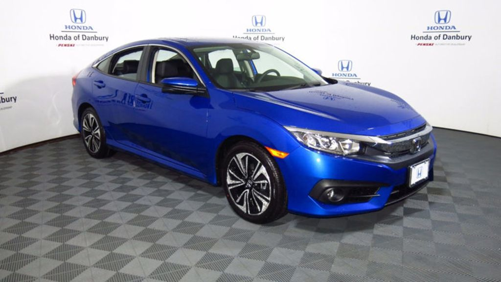 2017 Honda Civic Sedan EX-L CVT - 16635650 - 4