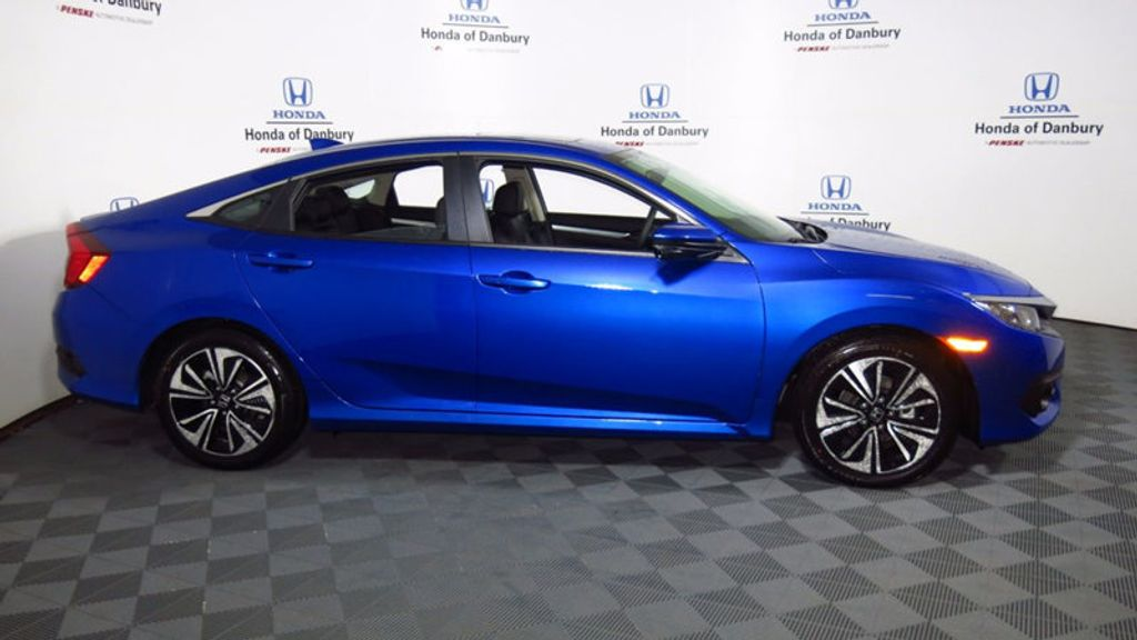 2017 Honda Civic Sedan EX-L CVT - 16635650 - 5