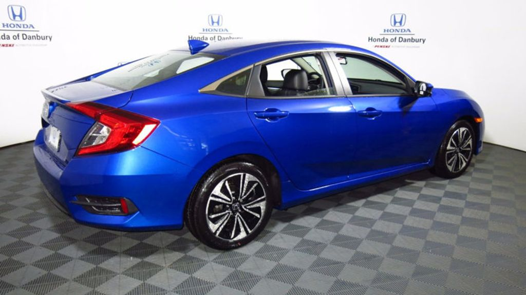 2017 Honda Civic Sedan EX-L CVT - 16635650 - 6