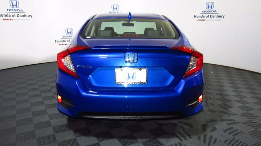 2017 Honda Civic Sedan EX-L CVT - 16635650 - 7