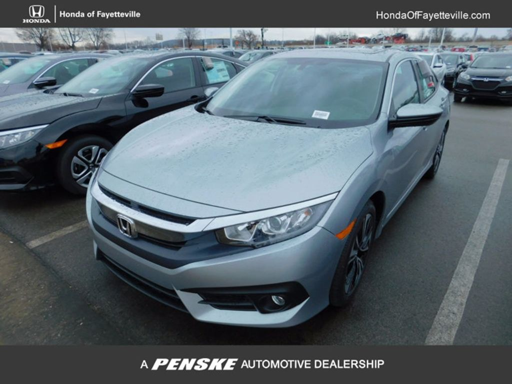 2017 Honda Civic Sedan EX-L CVT - 16073687 - 0