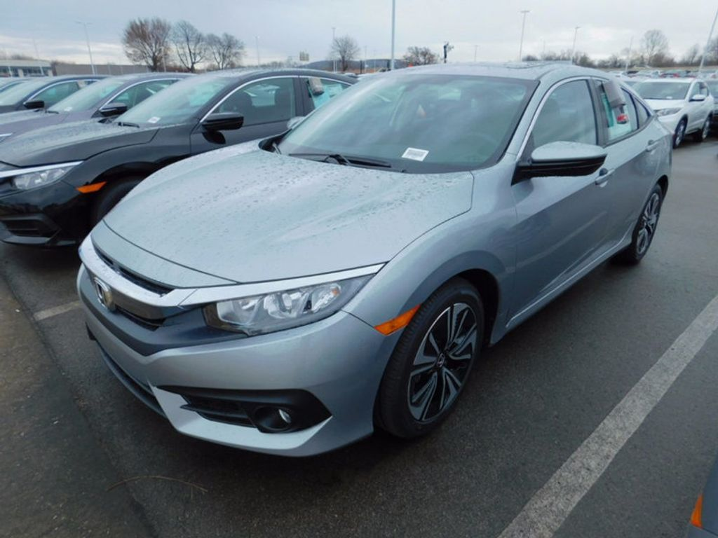 2017 Honda Civic Sedan EX-L CVT - 16073687 - 1