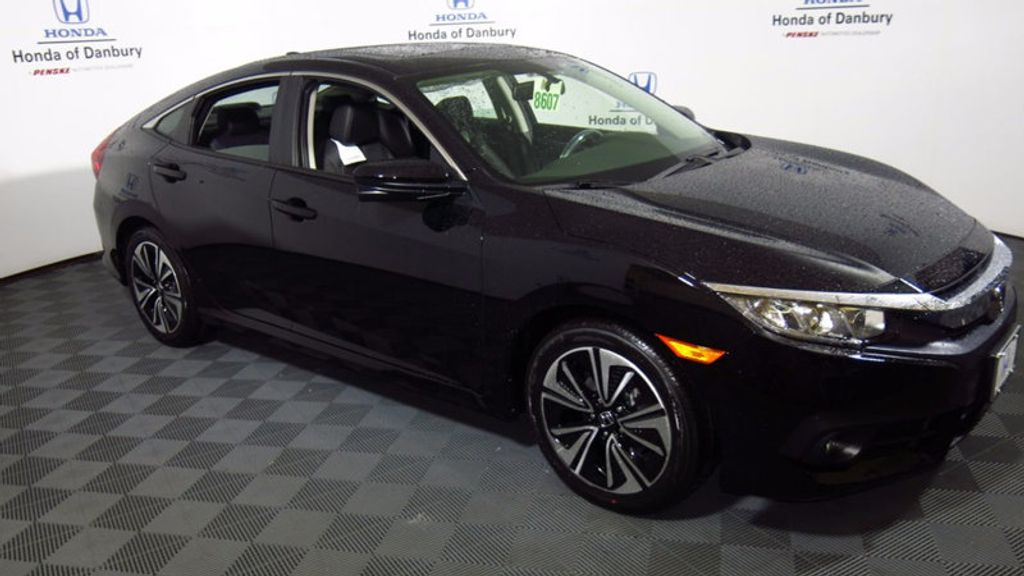 2017 Honda Civic Sedan EX-L CVT w/Navigation - 15834747 - 5