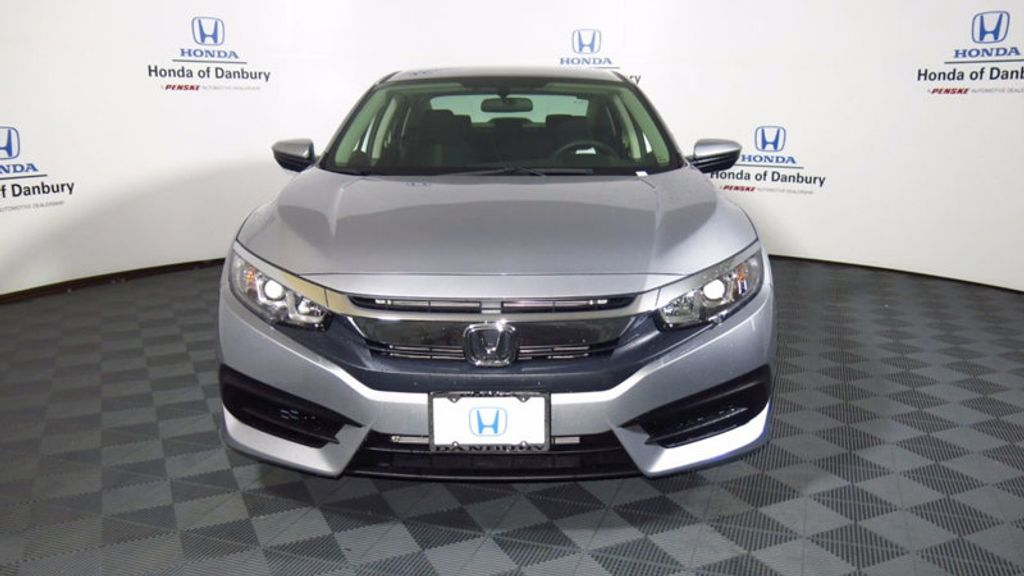 2017 Honda Civic Sedan LX CVT - 16406799 - 1