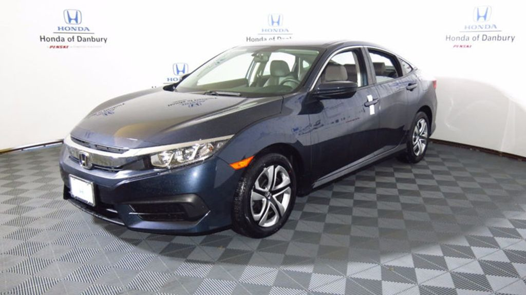 2017 Honda Civic Sedan LX CVT - 16583454 - 1