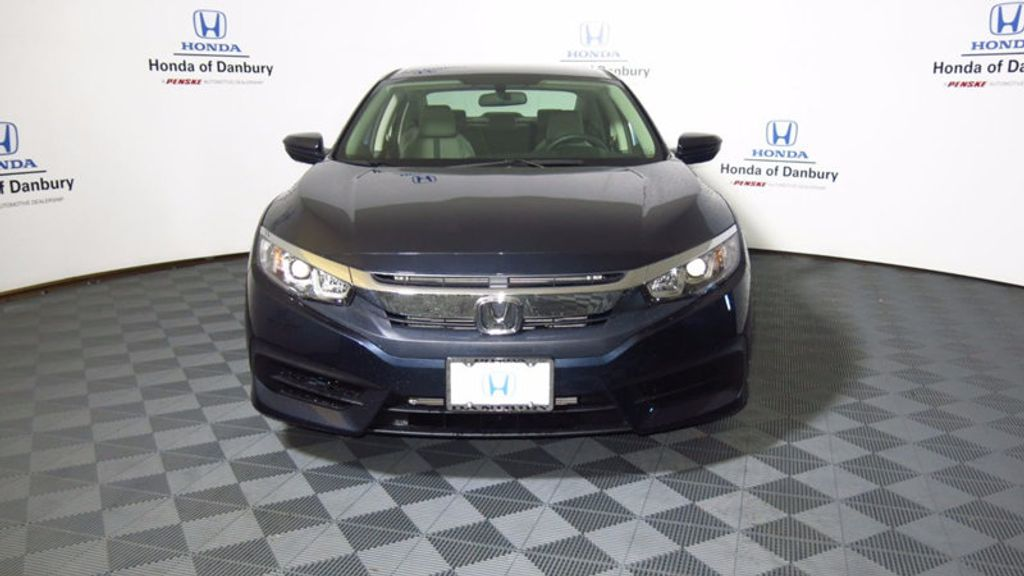 2017 Honda Civic Sedan LX CVT - 16583454 - 2