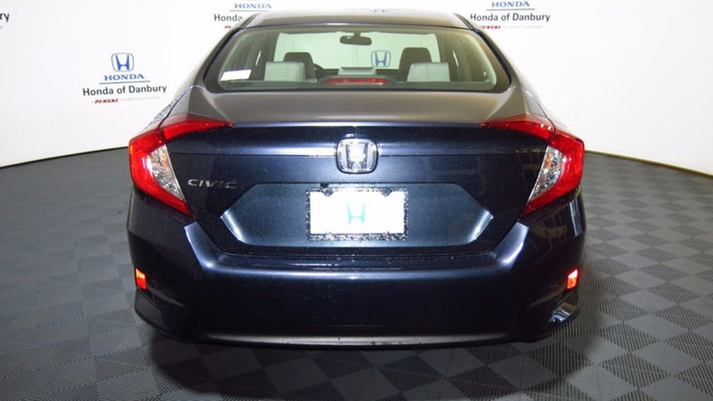 2017 Honda Civic Sedan LX CVT - 16583454 - 8