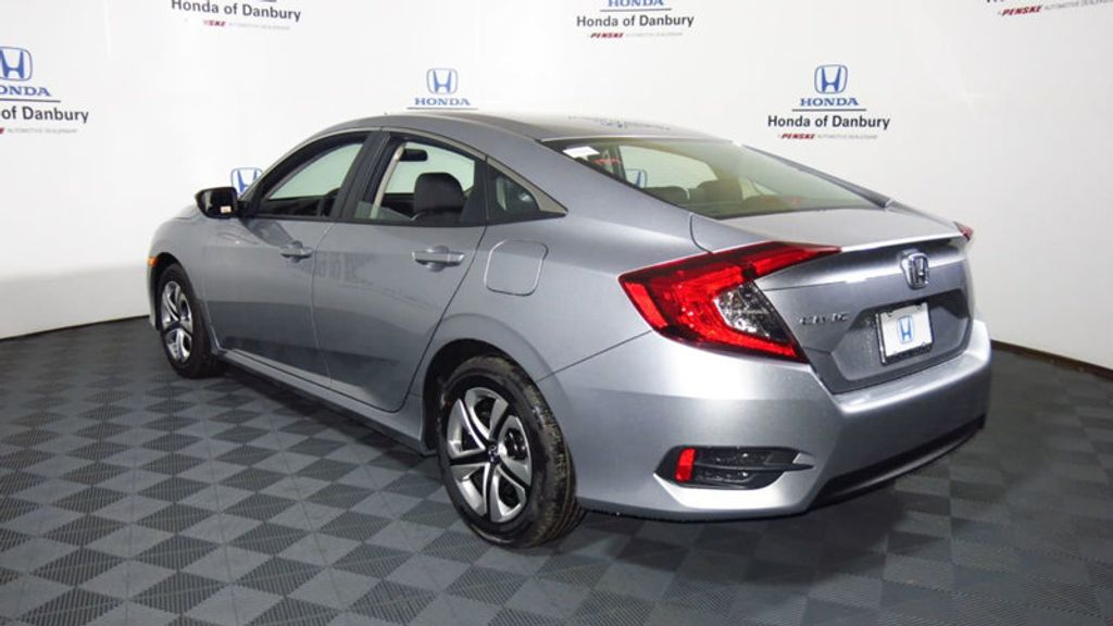 2017 Honda Civic Sedan LX CVT - 16625413 - 10