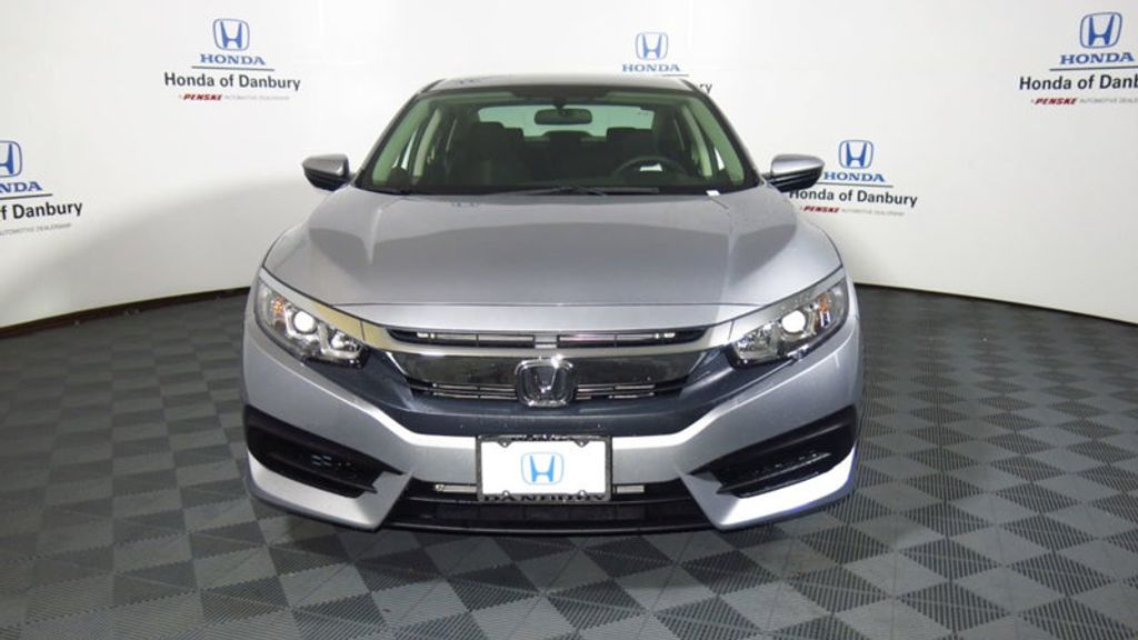 2017 Honda Civic Sedan LX CVT - 16625413 - 1