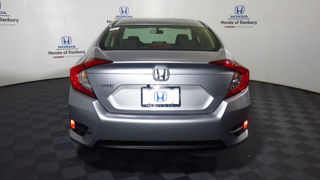 2017 Honda Civic Sedan LX CVT - 16625413 - 7