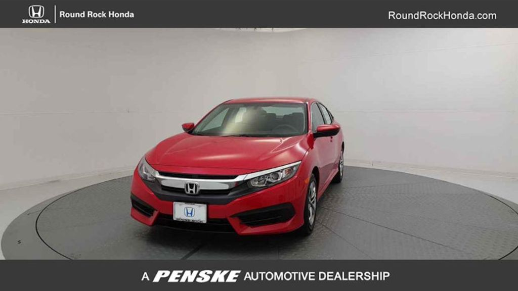 2017 Honda Civic Sedan LX CVT - 16618694 - 9
