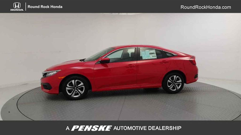 2017 Honda Civic Sedan LX CVT - 16618694 - 1