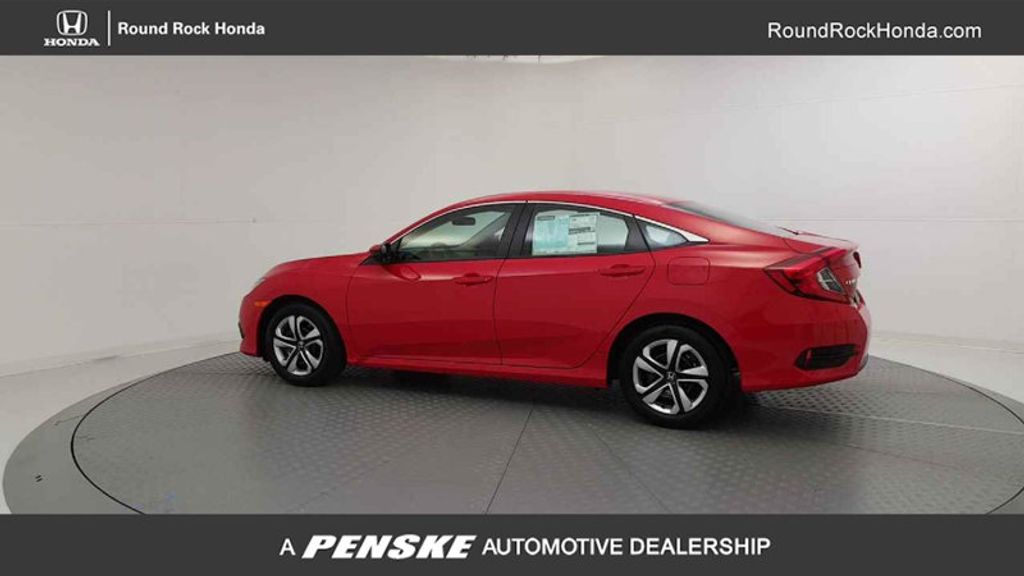 2017 Honda Civic Sedan LX CVT - 16618694 - 2
