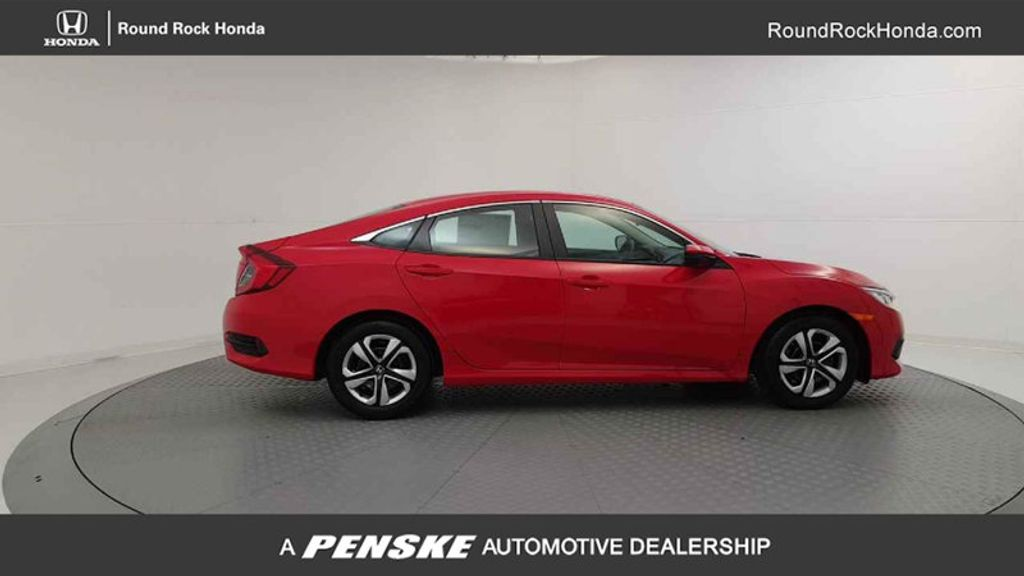 2017 Honda Civic Sedan LX CVT - 16618694 - 6