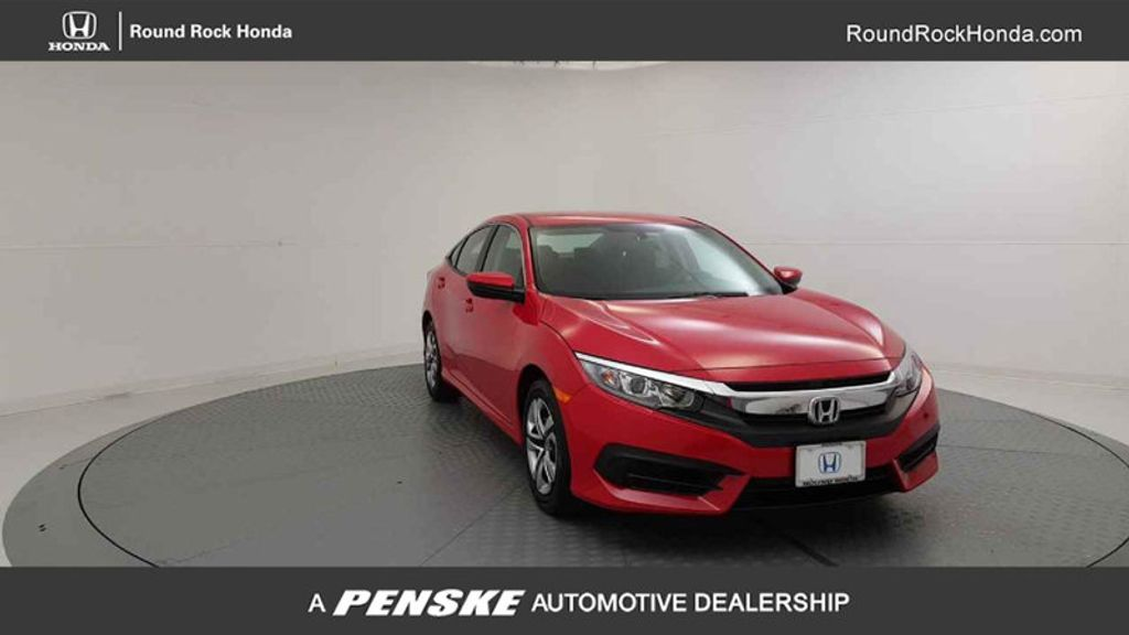 2017 Honda Civic Sedan LX CVT - 16618694 - 8
