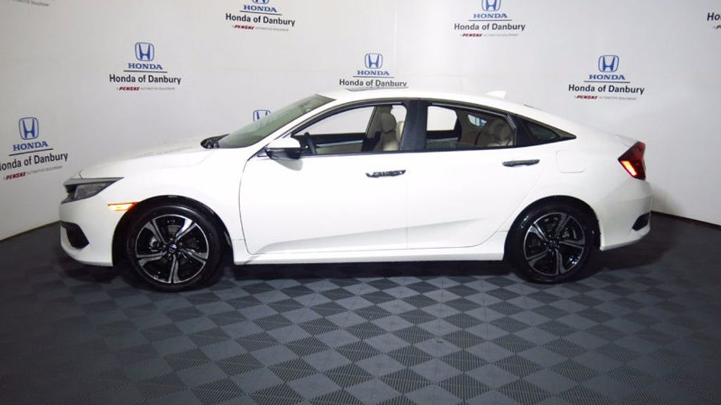 2017 Honda Civic Sedan Touring CVT - 16559674 - 12