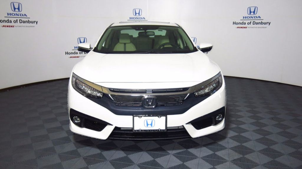 2017 Honda Civic Sedan Touring CVT - 16559674 - 1