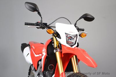 New 2017 HONDA CRF250L