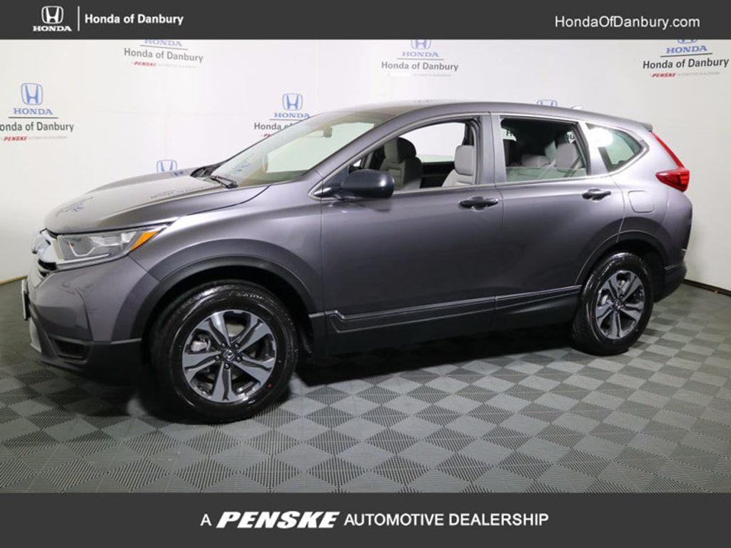 2017 Honda CR-V LX AWD - 16716498 - 0