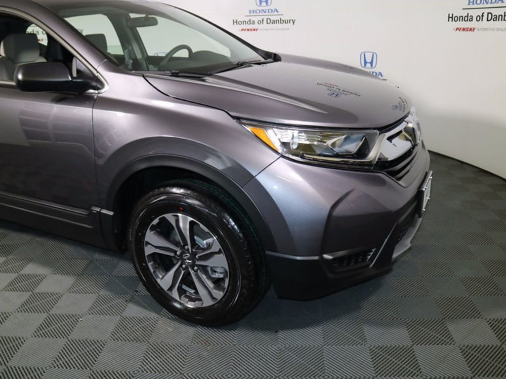 2017 Honda CR-V LX AWD - 16858587 - 1
